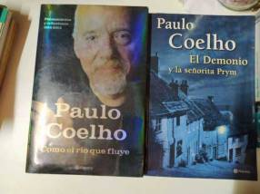 Libros Paulo Coelho