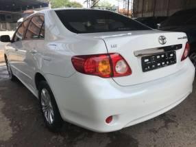 Toyota Corolla Altis 2010 motor 1.6 naftero automático