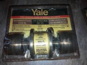 Cerraduras Yale
