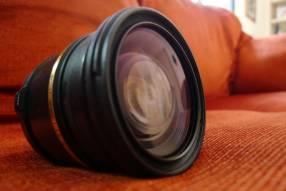 Lente Tamron SP AF 17-50mm f/2.8 XR Di II LD IF Nikon usado