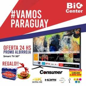 Tv Led Smart TV 50 pulgadas