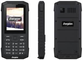Energizer E12 y E100 Dual Sim negro