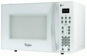 Microondas Whirlpool WMS20CZWDS 20L S/ Grill blanco