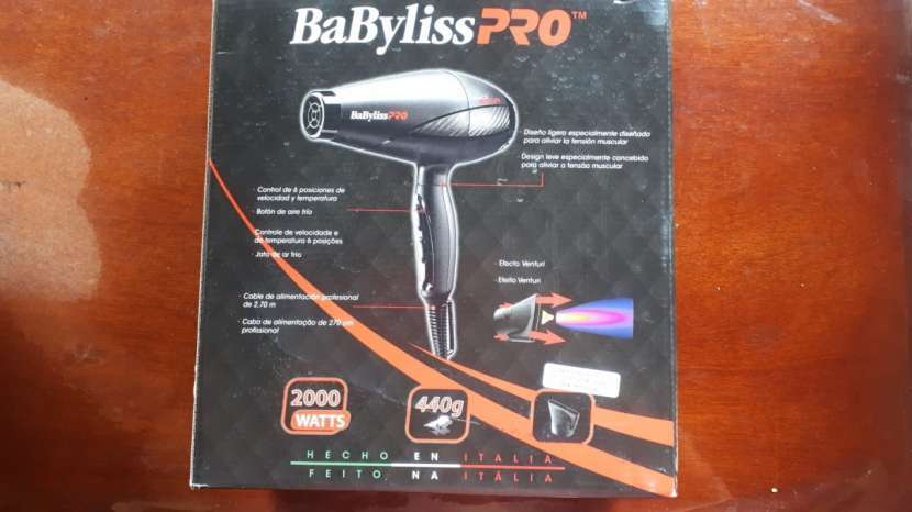 Secador de pelo BaByliss PRO Black Star - 1