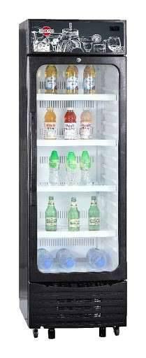 Visicooler 250 L para bebidas o expositor vertical Tokyo