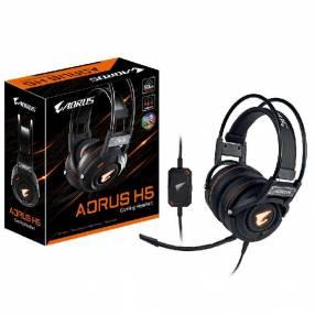 Auricular gaming Gigabyte Gp-Aorus-H5 usb