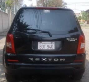 Ssangyong Rexton 2014