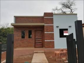 Casa a estrenar ubicada en el barrio La Merced/Cerrito