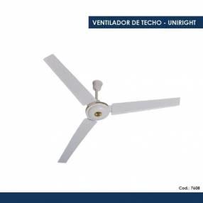 Ventilador de techo Uniright