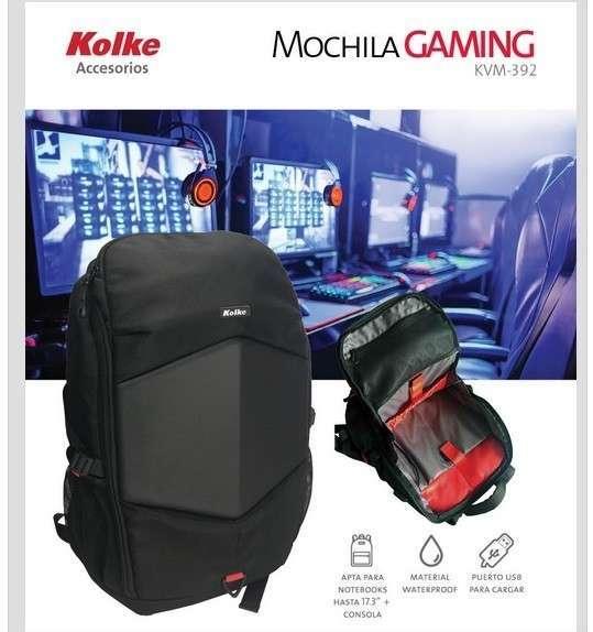 Mochila Gaming Kolke KVM-392 - 0