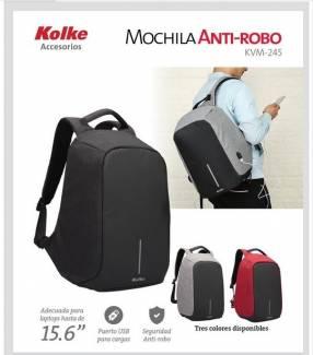 Mochila para notebook Kolke antirrobo