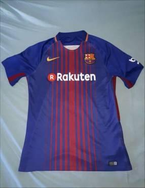 Remera Nike original de Barcelona 2017