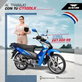 Moto Kenton C110 DLX