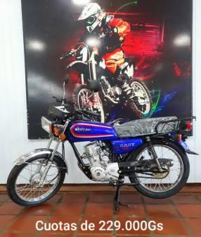 Moto Cobradora Kenton