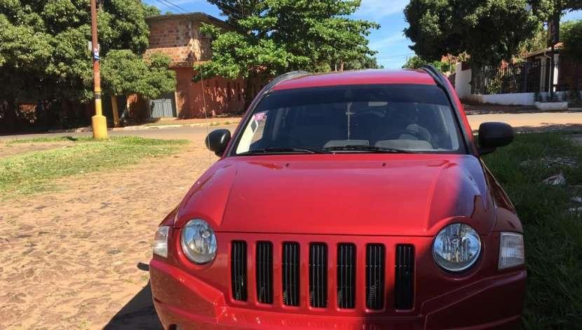 Jeep Compass 2007 motor 2.4 naftero automático 4x2 - 0