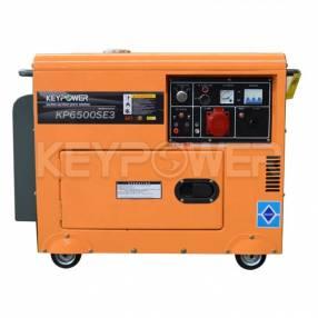 Generador Keypower 5 kva diésel trifásico