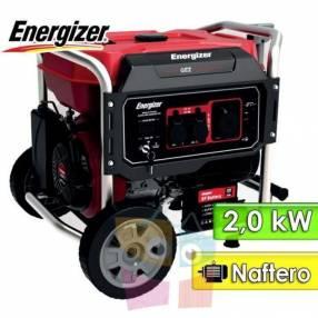 Generador Electrico 2,0 kW a Nafta - Energizer - GEZ4000
