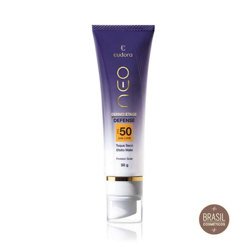 Eudora Neo Dermo Etage Defense FPS50 protector solar facial toque seco - 0