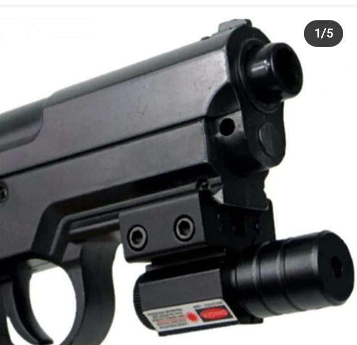 Puntero de láser para pistolas - 0