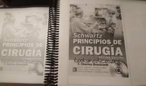 Schwartz Principio de cirugia