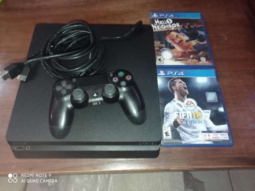 PS4 Slim de 500gb - 0