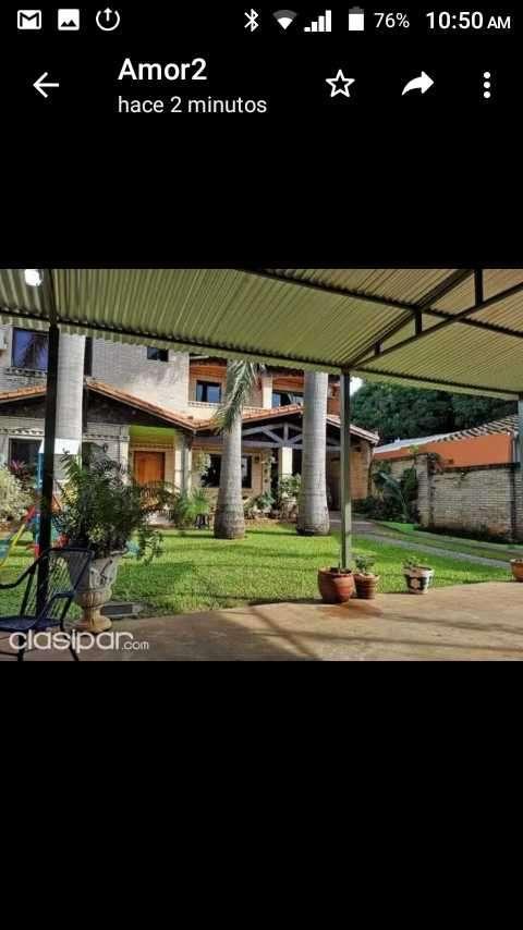 Casa en San Lorenzo Y5372 - 2