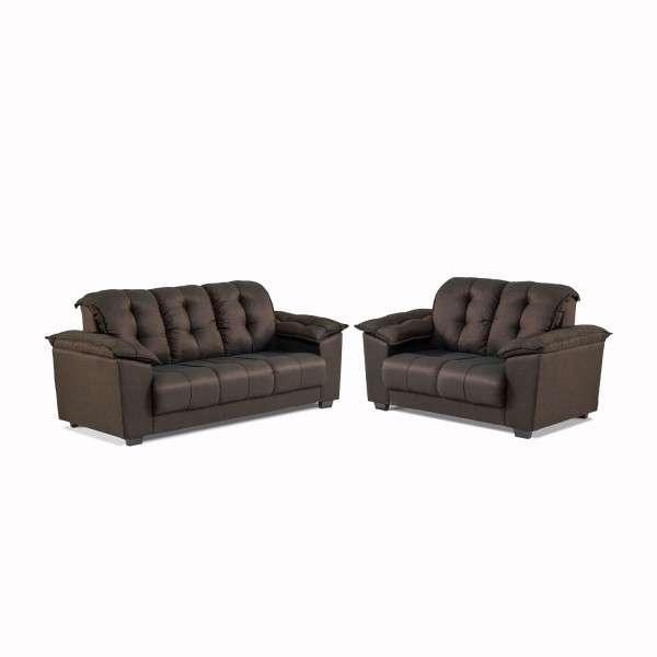 Sofa quebec 3 y 2 lugares abba - 0
