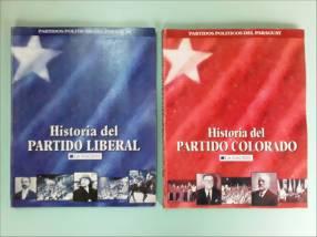 Historia de los partidos políticos tradicionales