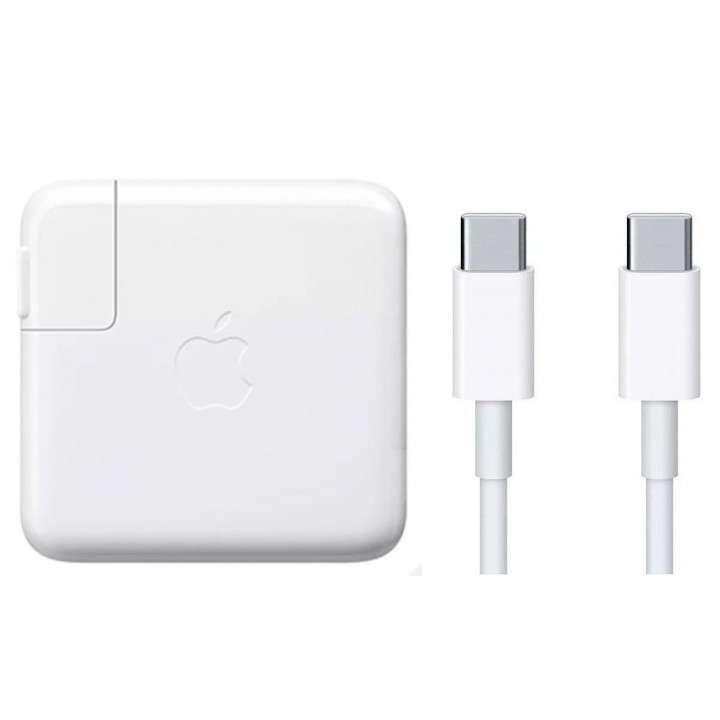 Cargador Apple USB-C de 61W + Cable USB-C - 0