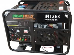 Generador diésel 12KVA 380V