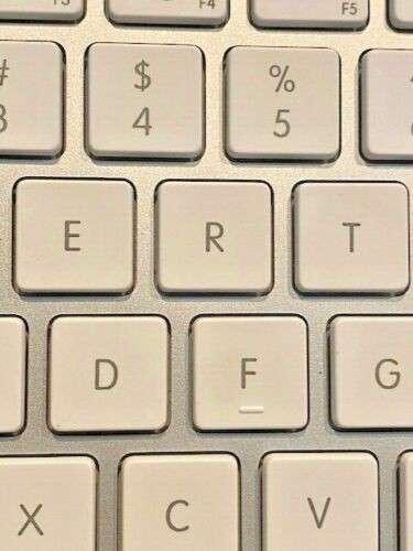 Apple Wireless Keyboard Teclado Original @bohomarketpy - 0