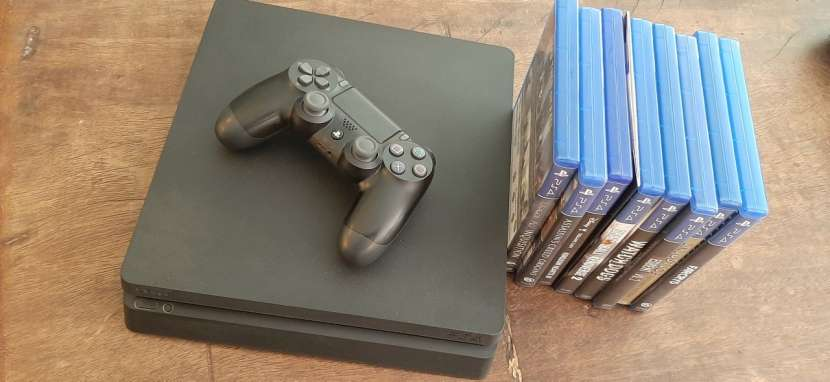 PS4 Slim de 500 gb - 1
