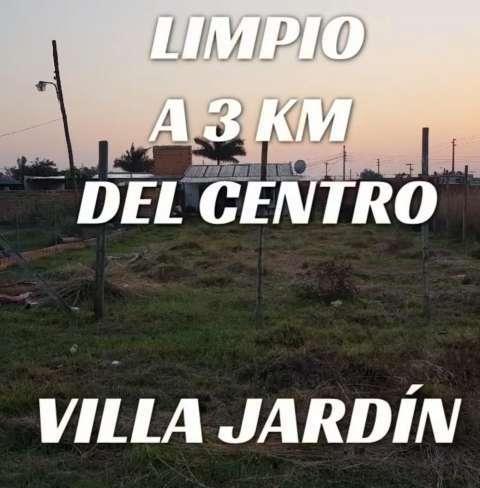 Terreno en Villa Jardín Limpio - 0