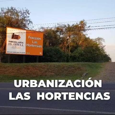 Terreno Urbanización Las Hortencias - 2