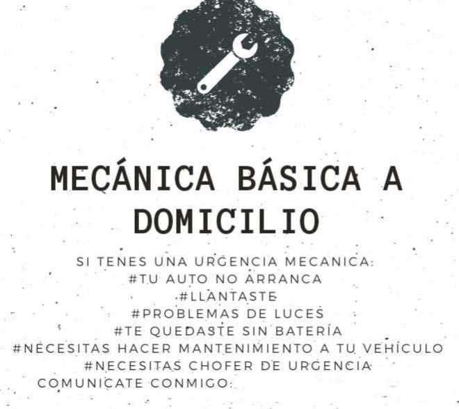 Mecánica básica a domicilio - 0