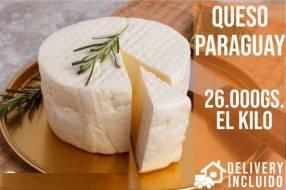 Queso Paraguay del Chaco