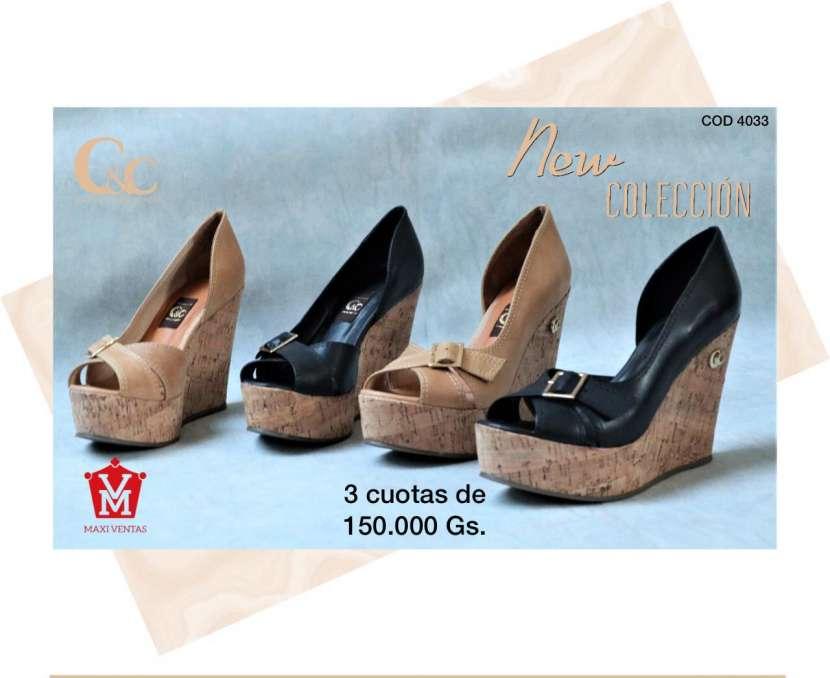 Zapatos para dama calce 35 al 40 - 0