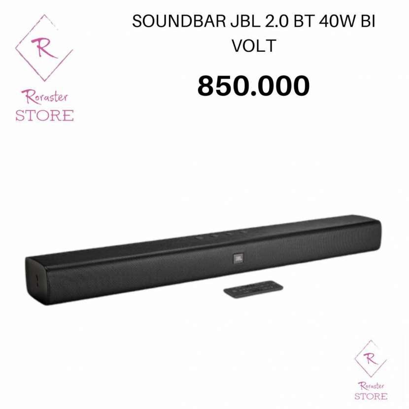 Sound Bar JBL - 0