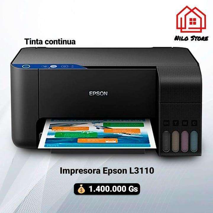 impresora Epson L3110 tinta continua - 0