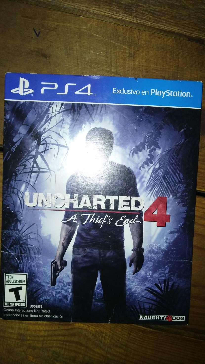 Uncharted 4 - 0