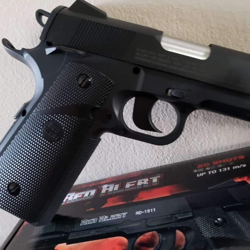 Pistola a gas Red Alert RD 1911 - 1