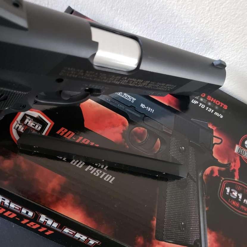Pistola a gas Red Alert RD 1911 - 2