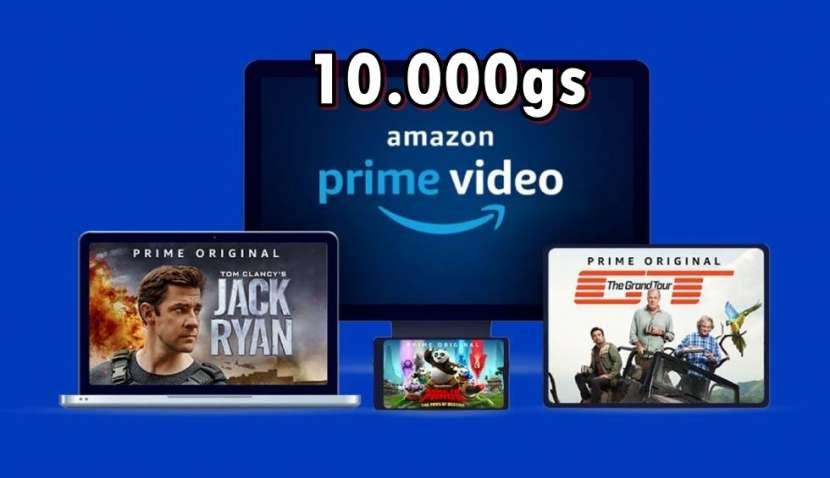 Amazon Prime Vídeo - 0