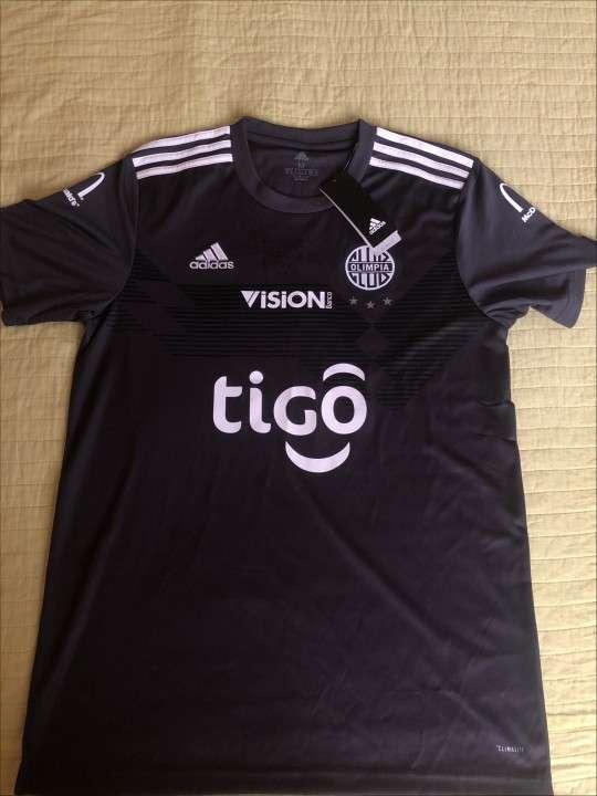 Camiseta alternativa Olimpia 2020 - 0