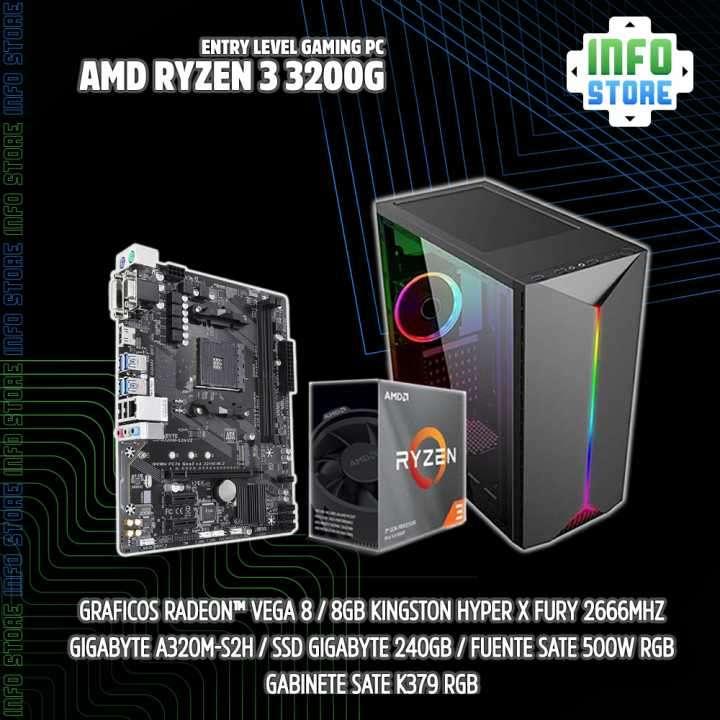 PC Gaming Básico - 0