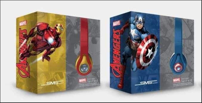 Audífonos Marvel para niños - 2