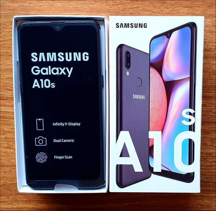 Samsung Galaxy A10s 32gb nuevo - 0