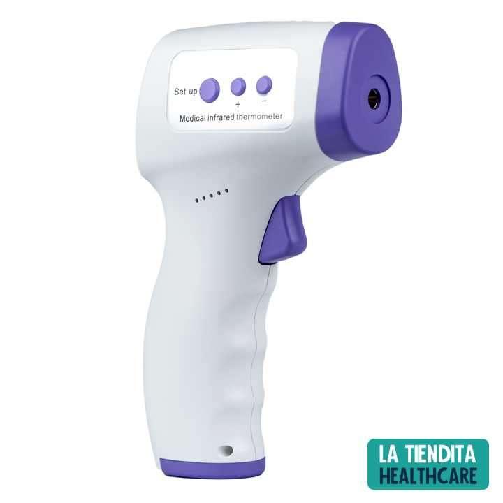 Termómetro digital infrarrojo sin contacto - 0