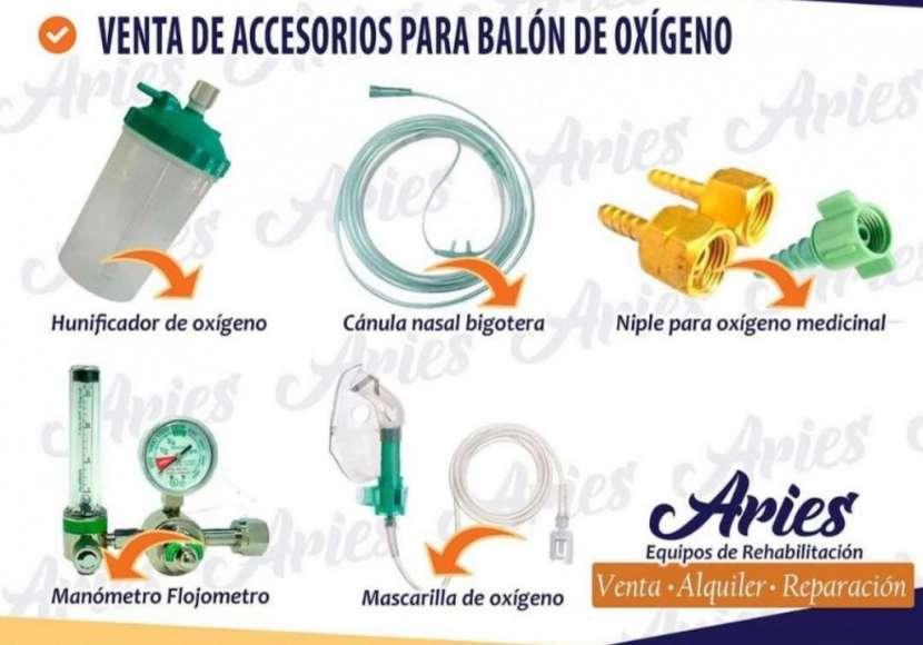 Accesorios para equipo de oxígeno - 0