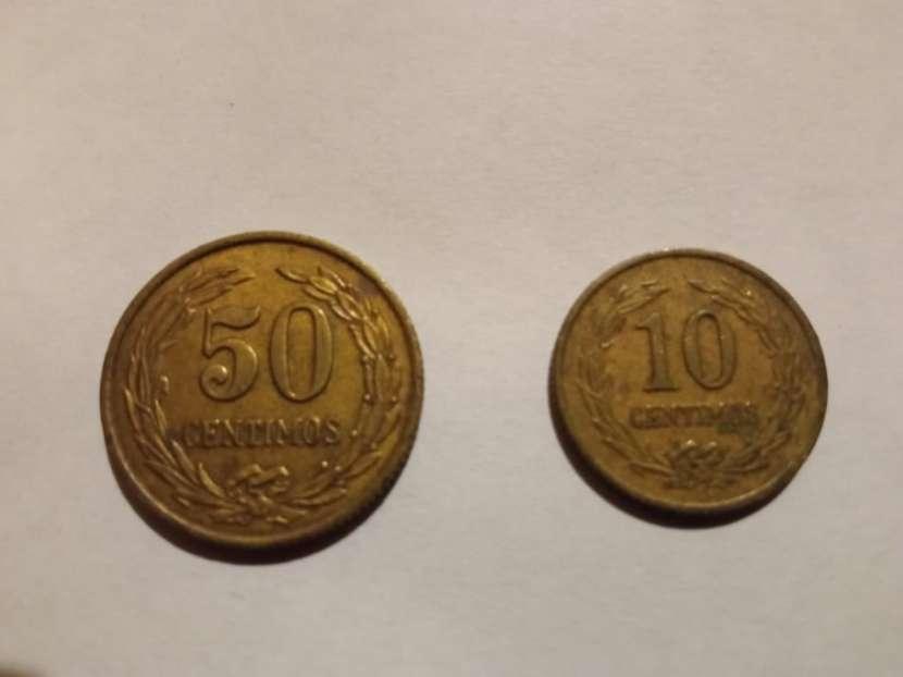 Monedas antiguas Céntimos Paraguayos - 0